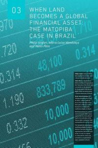 When Land Becomes a Global Financial Asset The MATOPIBA Case in Brazil